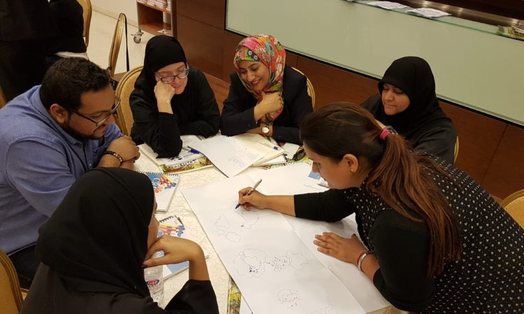 Regional English Language Officer Conducts Workshop